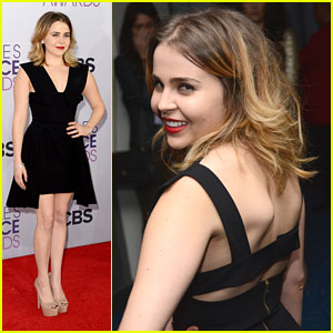 Mae Whitman: 'Perks' Wins at People's Choice Awards 2013