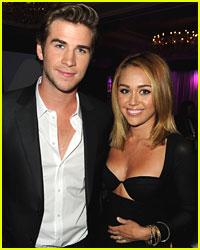 Miley Cyrus Talks Love with Liam Hemsworth