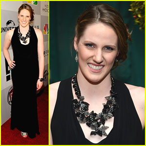 Missy Franklin: 'Unbelieveable Night' at Golden Globe Parties