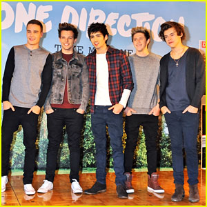 One Direction: Tokyo Press Conference