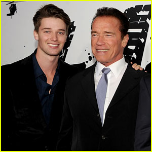 Patrick Schwarzenegger: 'The Last Stand' Premiere