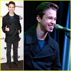 Ryan Beatty: Q102's iHeartRadio Performance in Philly