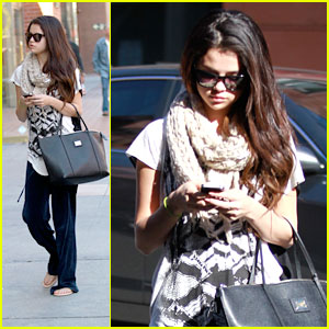 Selena Gomez Talks Friendship with Vanessa Hudgens & Taylor Swift