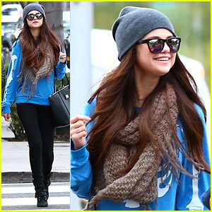 Selena Gomez: Beverly Hills Beauty