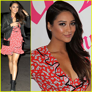 Shay Mitchell: Juicy Couture Fragrance Launch