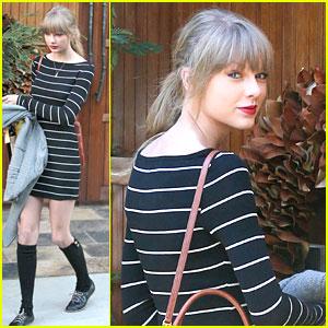 Taylor Swift: Harry Styles Post-Split Sighting
