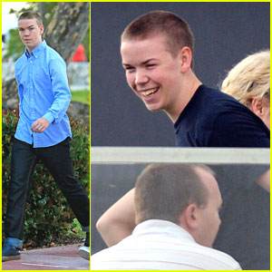 Will Poulter: 'Plastic' Filming In Miami