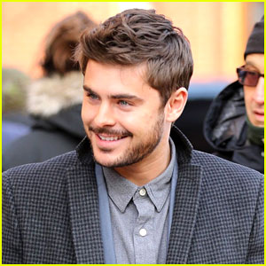 Zac Efron Signs Up For 'The Falling'