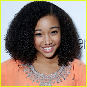 Amandla Stenberg To Star in NBC Comedy Pilot!