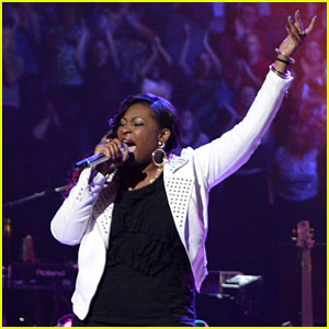 American Idol: Candice Glover Sings 'Natural Woman' - Watch Now!