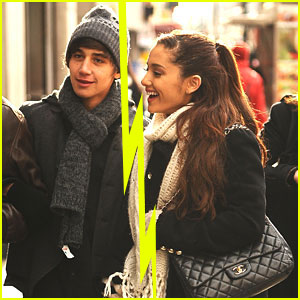 Ariana Grande & Jai Brooks Split (Exclusive)