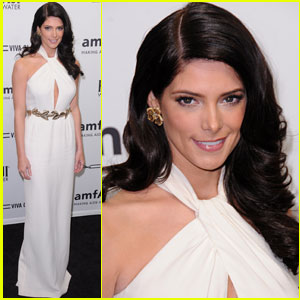 Ashley Greene: amfAR New York Gala 2013