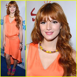 Bella Thorne: 'Escape From Planet Earth' Premiere