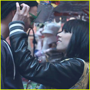 Carly Rae Jepsen: 'Tonight I'm Getting Over You' Video Premiere -- WATCH NOW!
