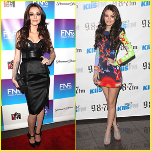 Cher Lloyd: 'With Ur Love' Video Teaser -- WATCH NOW!