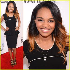 China Anne McClain: NAACP Image Awards 2013
