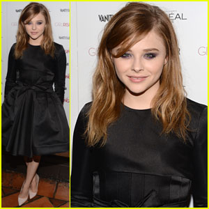 Chloe Moretz: 10 x 10 and Girl Rising D.J. Night