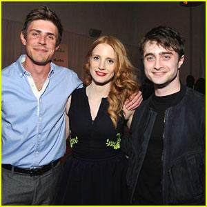 Daniel Radcliffe: Women in Film Pre-Oscar Cocktail Party