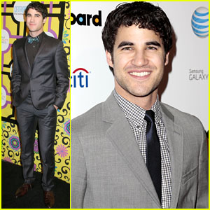Darren Criss: Billboard Post-Grammy Party