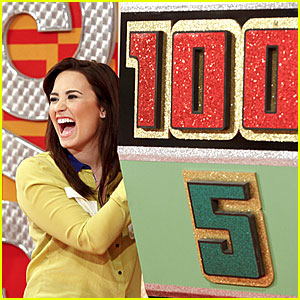 Demi Lovato: 'Price Is Right' Appearance This Week!
