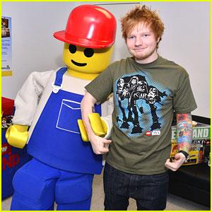 Ed Sheeran: Legoland Concert!