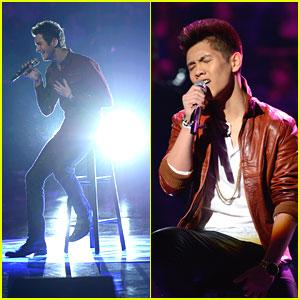 American Idol Sudden Death: WATCH Elijah Liu & Paul Jolley Perform