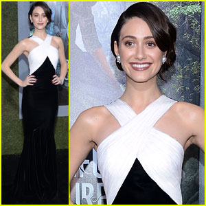 Emmy Rossum: 'Beautiful Creatures' Premiere