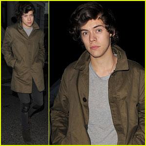 Harry Styles: Taylor Swift Is A 'Sweet Girl'