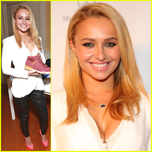 Hayden Panettiere: Lacoste/GQ Party Person