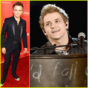 Hunter Hayes: Grammys MusiCares Person Of The Year 2013