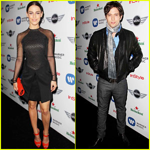 Jackson Rathbone &#038; Jessica Lowndes: Post-Grammy's Party