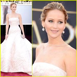 Jennifer Lawrence - Ocsars 2013