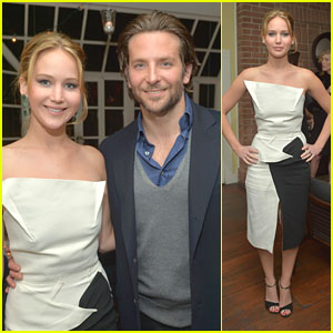 Jennifer Lawrence: 'Silver Linings Playbook' Vanity Fair Oscar Celebration