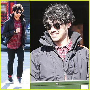 Joe Jonas: Bossa Nova Lunch