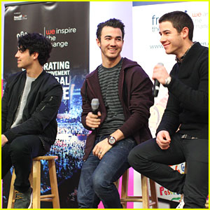 Jonas Brothers: We Day in Minneapolis!