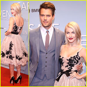 Julianne Hough: 'Safe Haven' in Berlin