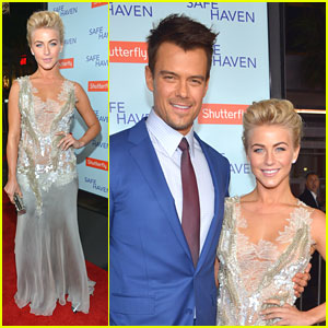 Julianne Hough: 'Safe Haven' Premiere!