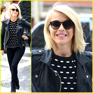 Julianne Hough: Polka Dot Pretty