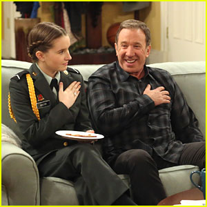 Kaitlyn Dever Joins the JROTC on 'Last Man Standing'