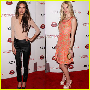 Kelsey Chow & Claire Julien: 'A Glimpse Inside The Mind Of Charles Swan III' Premiere