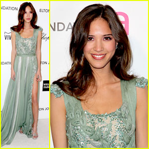 Kelsey Chow: Elton John Oscar Party 2013