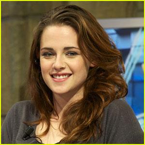 Kristen Stewart: 'The Big Shoe' Star!