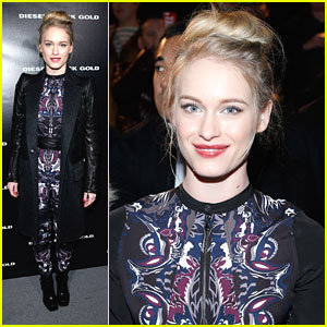 Leven Rambin: Front Row for Diesel Black Gold