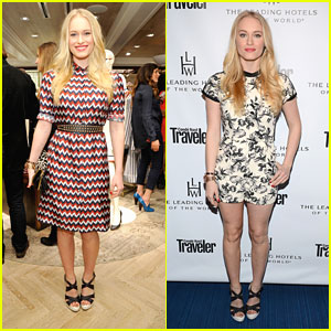 Leven Rambin: Topshop, Tommy Hilfiger & Traveler Events