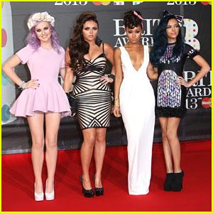 Little Mix - BRIT Awards 2013