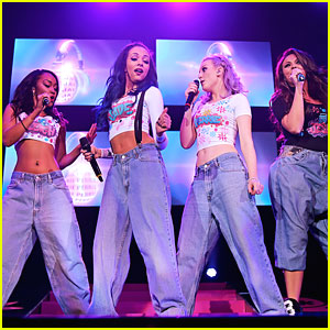 Little Mix: Liverpool Concert Pics!
