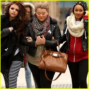Little Mix: Liverpool Ladies!