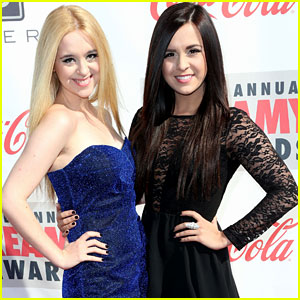 Megan &#038; Liz: 2013 Streamy Awards Duo