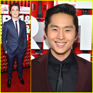 Miles Teller: '21 &#038; Over' Premiere with Justin Chon!
