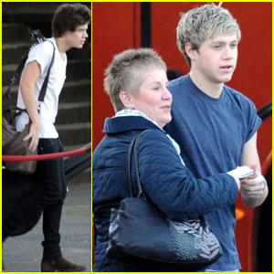 One Direction: Fan Friendly in Scotland!